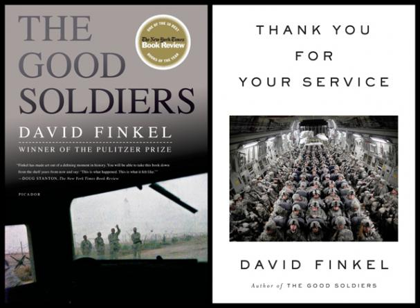 """the surge in the book the good soldiers by david finkel No journalist has reckoned with the psychology of war as intimately as david finkel in the good soldiers  surge ,"""" a grueling book review: david finkel's."""