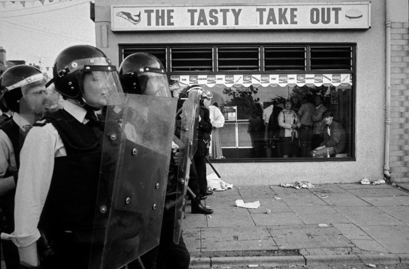 Portadown, 1984