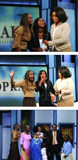 Oprah on Jennifer Lawrence s Pay Gap Essay   This Sounds Like          High Point University