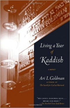 Living a Year of Kaddish: A Memoir